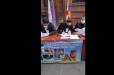 Վրաստանում հայերը խաղաղ ակցիա իրականացրին հաջակցություն Արցախի (տեսանյութ)