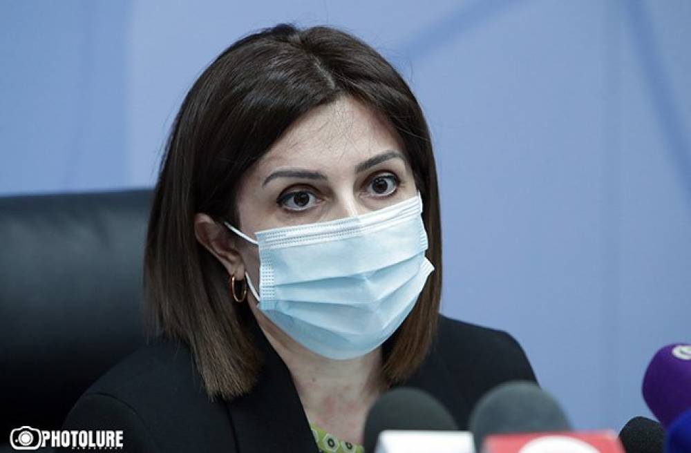 Առողջապահության նախարարը՝ ապրիլին Բաքվից Երևան խոշտանգված դիեր բերելու մասին