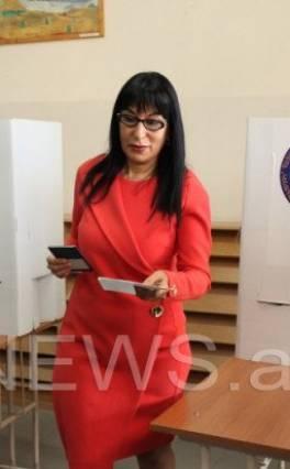 ՀՀ հպա՛րտ ոստիկանապետ, չկա և չի լինելու ընտրակաշառք. Նաիրա Զոհրաբյան