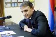 Վալերիյ Օսիպյանը նշանակվել է վարչապետի գլխավոր խորհրդական