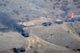 Հայկական զինուժը ոչնչացնում է ադրբեջանական զինտեխնիկայի շարասյունը (տեսանյութ)