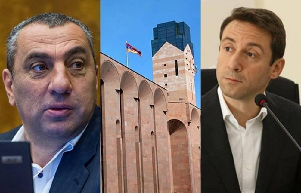 Սամվել Ալեքսանյանը դատի է տվել Երեւանի քաղաքապետարանին.ինքնակամ շենք-շինությունները քանդել չի պատրաստվում