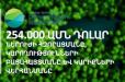 254․000 ԱՄՆ դոլար՝ ներուժի հազորացմանը. հաստատվել է ՇՄՆ ներկայացրած պատրաստվածության աջակցության հայտը
