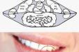 Ի՞նչ են բացահայտում շուրթերդ քո առողջության մասին