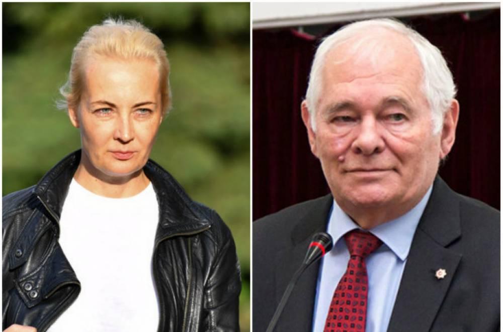 Նավալնիի կինը հայտարարել է, որ բժիշկ Լեոնիդ Ռոշալը չպետք է որևէ առնչություն ունենա իր ամուսնու բուժման հետ