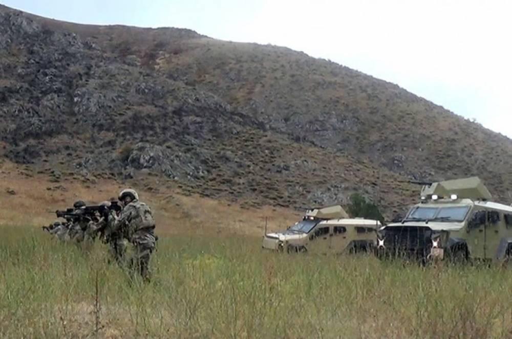 Տեսանյութ.  Թուրքն ու ադրբեջանցին զորավարժություններ են անցկացնում Քաշաթաղի շրջանում.հակառակորդին գաղտագողի մոտենալու , ծուղակներ լարելու առաջադրանքներ