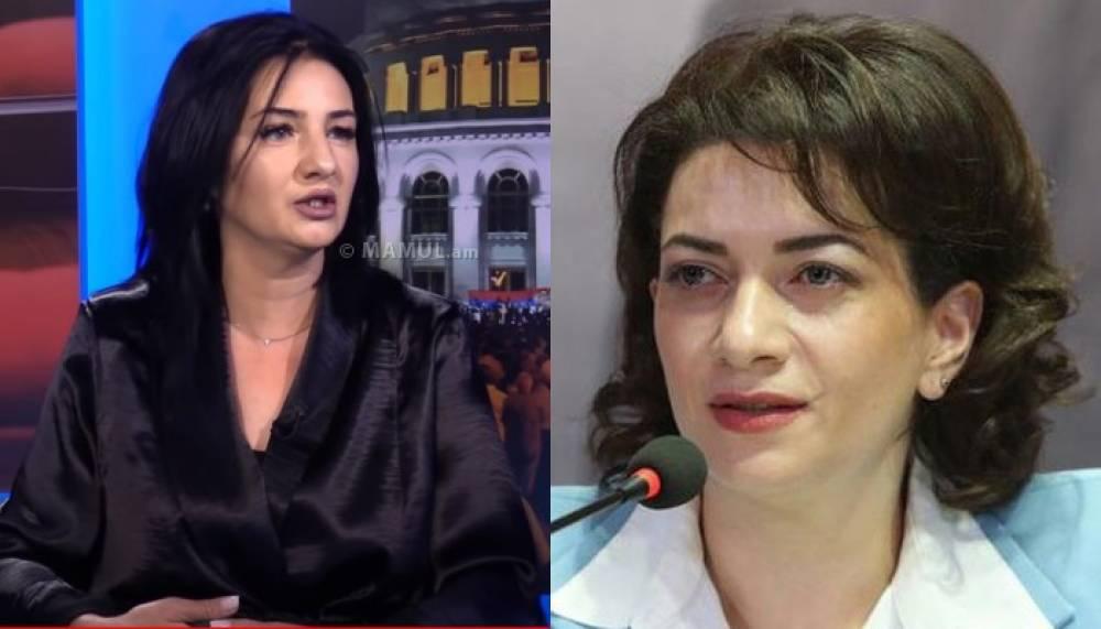 Տեսանյութ.Պատերազմի օրերին տիկինն Արցախում ասել է, որ ՌԴ-ն  մեր բարեկամը չէ,, այլ թշնամին և մենք այս իրավիճակում ենք հայտնվել իրենց շնորհիվ