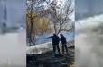 Իրանցի հրշեջները մասնակցել են Մեղրիի անտառային տարածքում բռնկված հրդեհի մարման աշխատանքներին