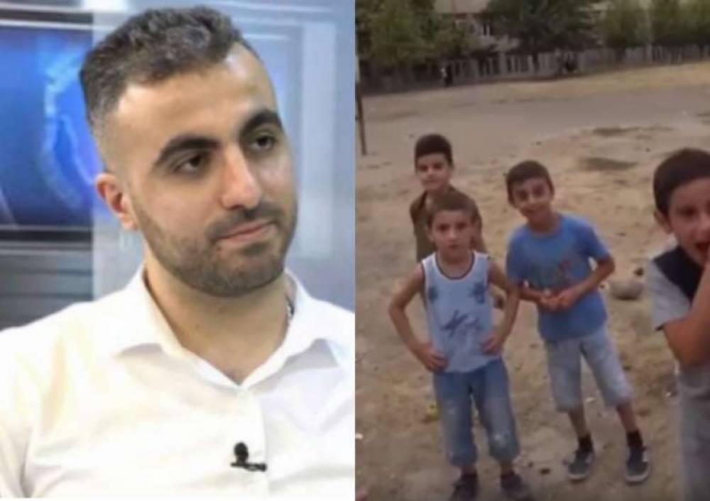 Տեսանյութ.Մինչդեռ ադրբեջանցի դպրոցականներն ուզում են հայերին սպանել ու կոկորդը կտրել, իսկ Հայաստանում խաղաղություն են ուզում. ադրբեջանագետ